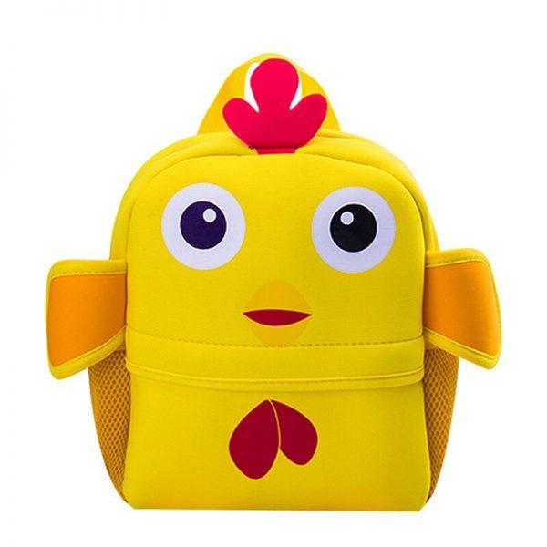 Children's Bags 2020 New Kawaii Backpack Cartoon Kindergarten Cute Dinosaur For Girls Boys Baby Small School Bag