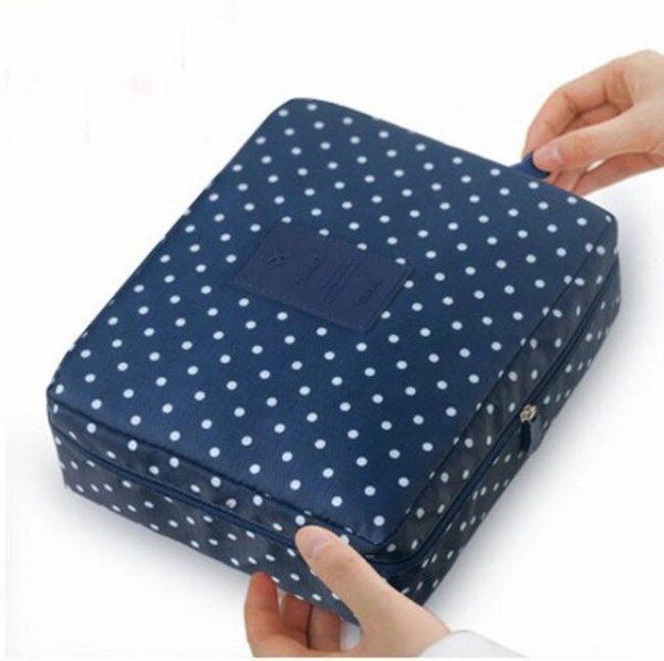 Multifunction travel Cosmetic Bag Neceser Women Makeup Bags Toiletries Organizer Waterproof Female Storage Make up Cases