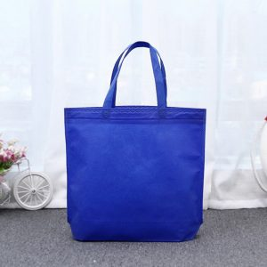 Reusable Shopping Bag Foldable Tote Grocery Bag Large Capacity Non-Woven Travel Storage Eco Bags Women Shopping Handbag