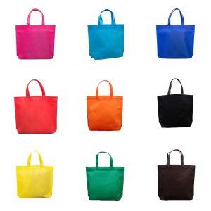Reusable Shopping Bag Foldable Tote Grocery Bag Large Capacity Non-Woven Travel Storage Eco Bags Women Shopping Handbag