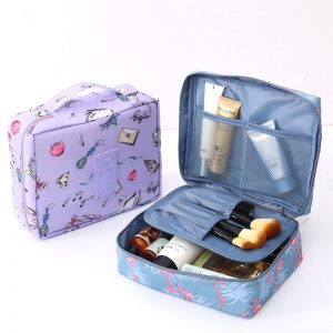 2020 New Women Cosmetic Bag Girls Make up Organizer Cases Makeup Toiletry kit Storage Travel Necessity Beauty Vanity Wash Pouch