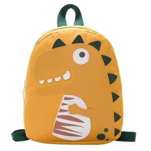 Children's Bags 2020 New Kawaii Backpack Cartoon Kindergarten Cute Dinosaur For Girls Boys Baby Small School Bag